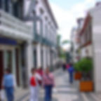 Shopping in Funchal, Madeira, and sight seeing