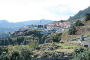 Just below Santana is a small community called Faial.