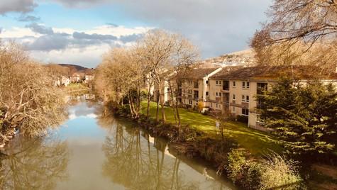 River Avon by Mark Blezard