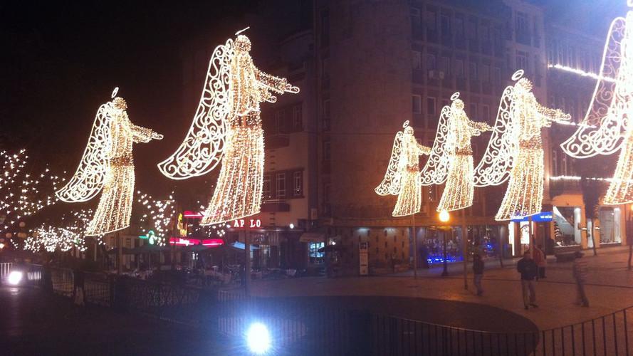 Funchal at Christmas