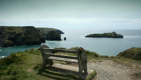 The Cliff Bench