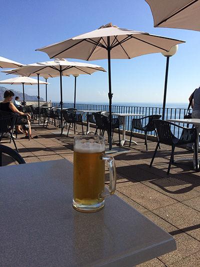 The Atlantic Restaurant in Funchal