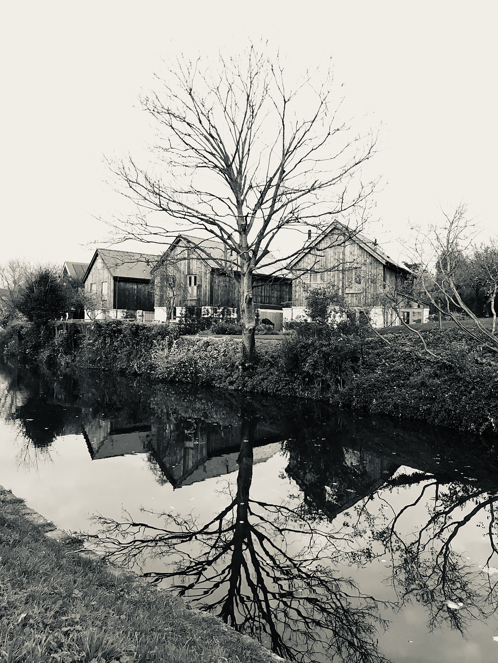 Black & white photography by Mark Blezard
