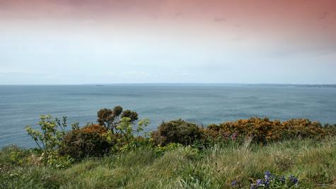 The Cliffs of Mullion