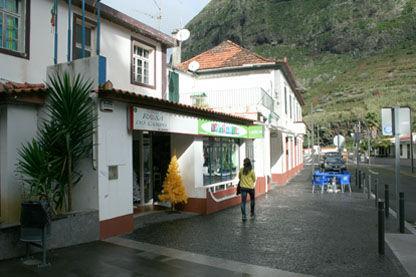 São Vicente in the South Westof Madeira