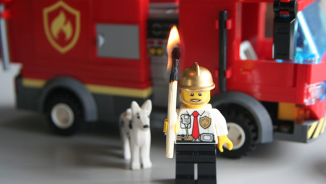 Lego Fire Services