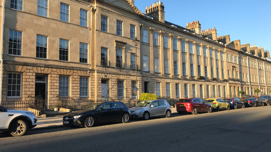 Great Pulteney Street, Bath