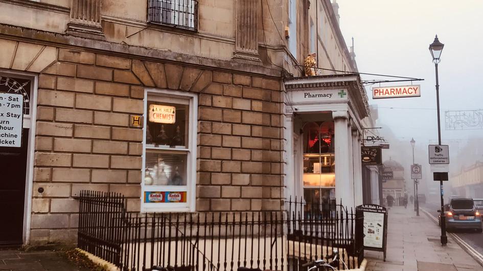 Great Pulteney Street Bath