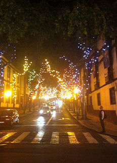 Christmas in Funchal, Madeira