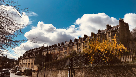 Walcot, Bath, By Masrk Blezard