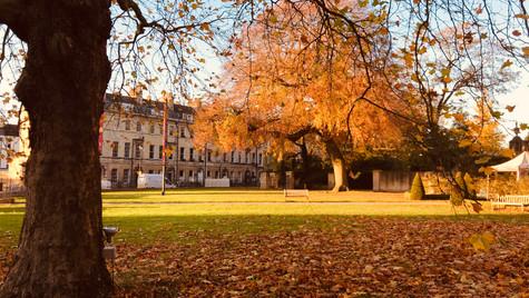 Sydney Gardens, Bath, UK