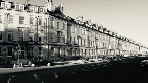 Great Pulteney Street by Mark Blezard