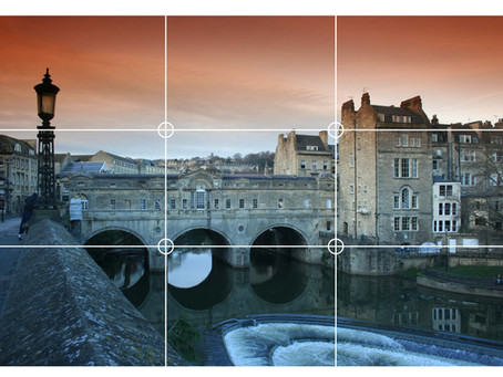 What is the 'Thirds' rule in photography? By Mark Blezard
