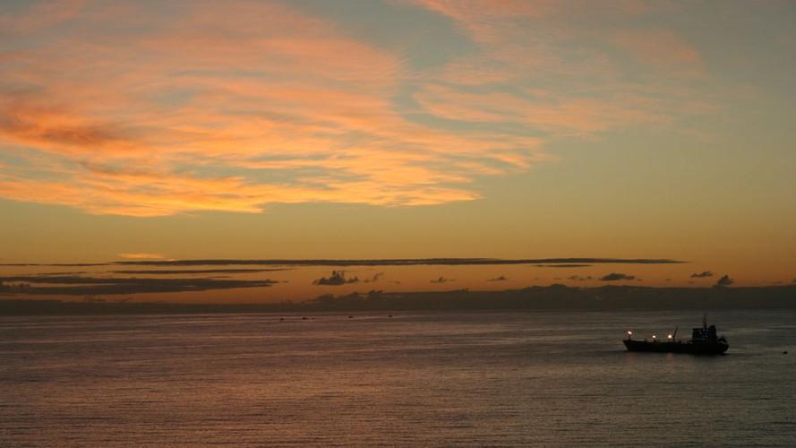 Amazing West facing sunsets