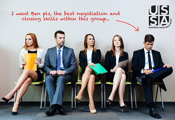 How to hire top sales executives that are the best in your sector
