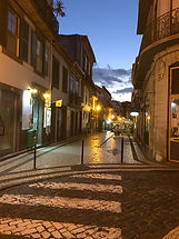 Rua Da Carreira is a great street in Funchal to find restaurants