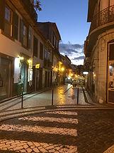 Rua Da Carreira is a great street in Funchal to find restaurants