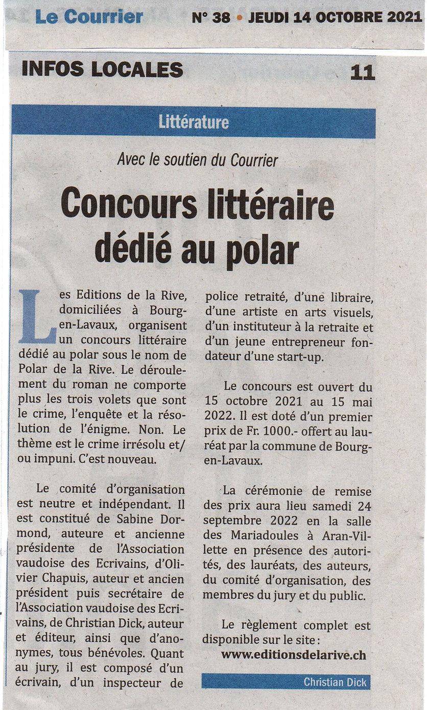 2021-10-14 Le Courrier Polar de la Rive.jpg