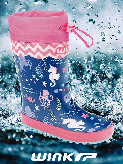 WINK rainny boots
