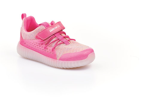 Wink FE01945 villogó lámpás kislány cipő