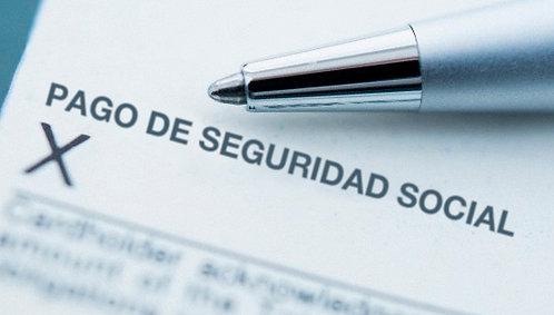 Planilla para Pago de Seguridad Social
