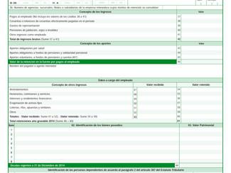 Certificados de Ingresos y Retenciones del año gravable 2014