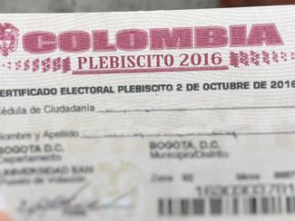 Beneficios como trabajador por haber votado en el Plebicito