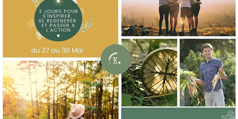 Séjour En Quête de Sens, l'expérience (du 27 au 30 mai)