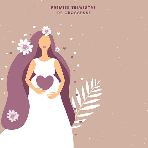 Méditation -premier trimestre de grossesse (ancrage, paix, joie, alignement)