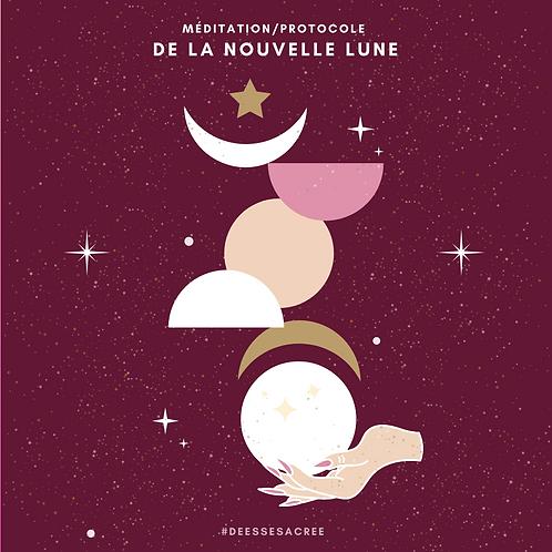 Rituel de la Nouvelle Lune