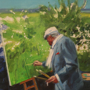 Marvellous Mr Hockney