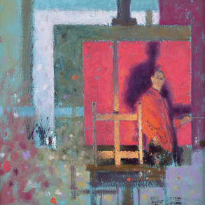 Studio In Pink