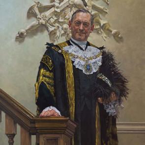 Alderman Sir Clive Martin OBE