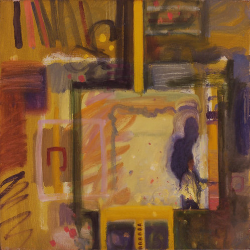 The Yellow Easel