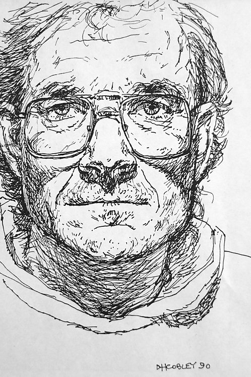 Self Portrait '90
