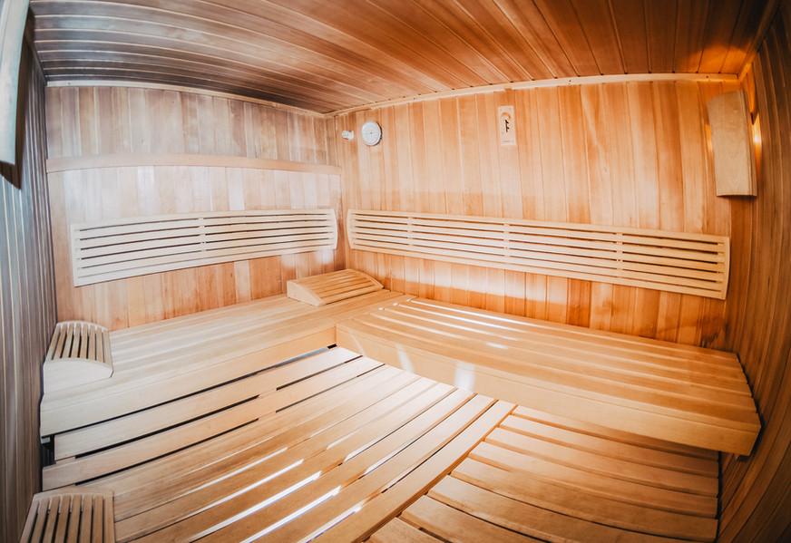 Saune und Sanarium