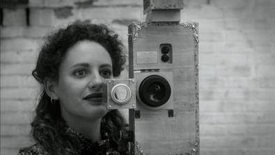 La Jeune Femme Et La Caméra | Short film
