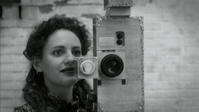 La Jeune Femme Et La Caméra   Short film
