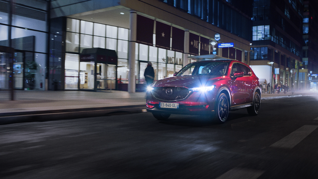 Mazda   Commercial