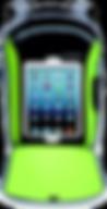 osprey, cyber, port, backpack, ipad, travel