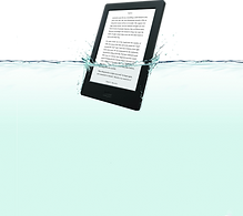 travel, aura, kobo, water, waterproof, e-reader, ereader, h2o