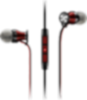 sennheiser, momentum, in-ear, headphones, travel, portable, review, reviews