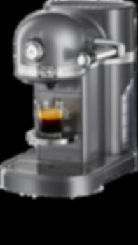 nespresso, kitchenaid, empire, espresso, pod, capsule, coffee, review, machine, kitchen, worktop