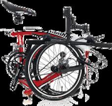 oribike, ori, bike, surpaz, cr87, folding, bike, bicycle, collapse, collapsing, commute, ride, steed, wheels, commuting, train, car