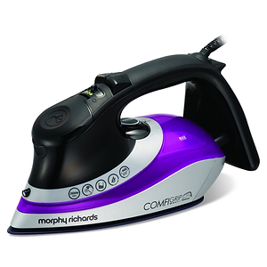 iron, irons, review, reviews, best, Morphy, Richards, Comfigrip, Steam, Ionic, TriZone, laundry