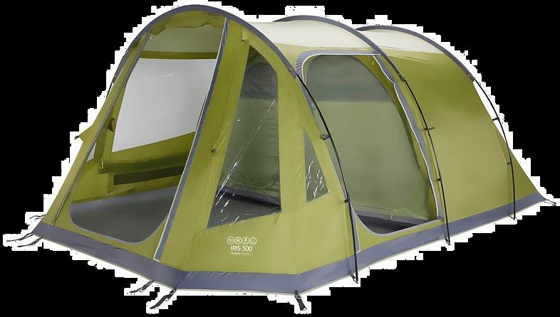 vango, iris, 500, family, camping, tent, best