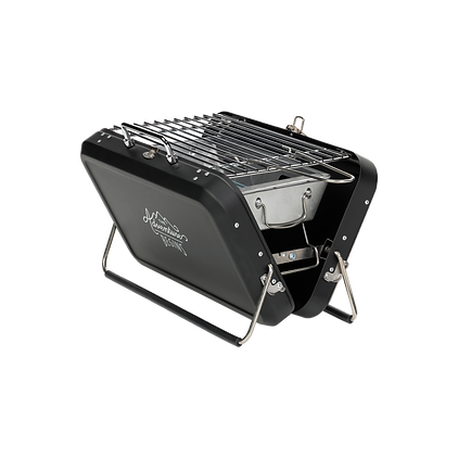 Gentlemen's Hardware, Portable, Suitcase, BBQ, grill, barbecue, outdoor, review, charcoal