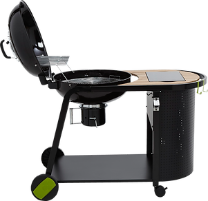 blooma, kinley, grill, bbq, outdoor, review, charcoal