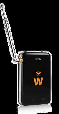 elgato, eyetv, w, portable, tv, bbc, itc, sky, travel, gadget, review, reviews, aerial