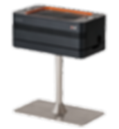 Everdure, Heston, Blumenthal, Fusion, Pedestal, rotisserie, charcoal,bbq,barbecue,review,